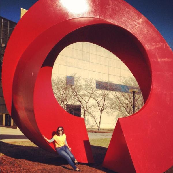 Photo submitted by Ashley Kraus.