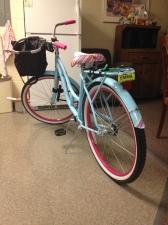 Emma's bike